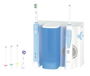 Oral-B Combiné Dentaire Professional Care Waterjet +500
